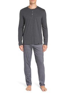 Hanro Night & Day Cotton Pajama Set