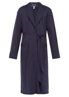 Hanro Night & Day Cotton robe