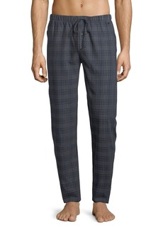 Hanro Plaid Lounge Pants
