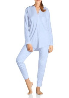 Hanro Pure Essence Pajama Set