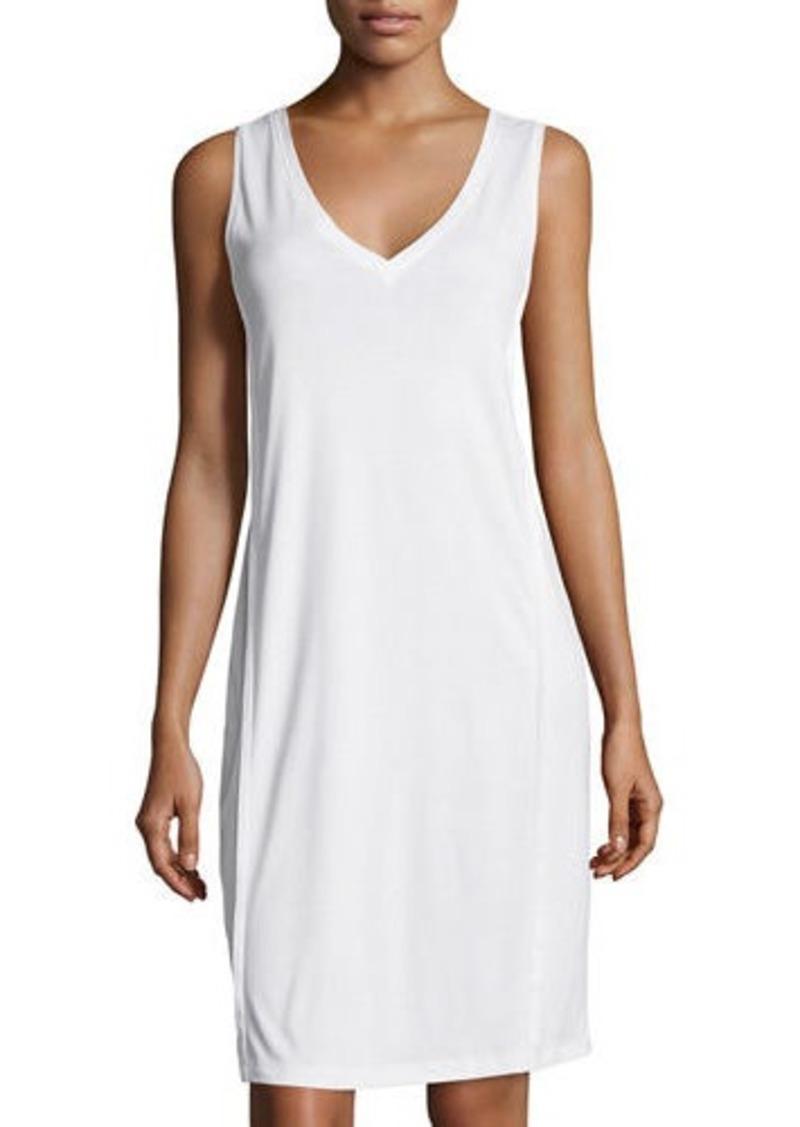 65c04cd71a Hanro Pure Essence Sleeveless Nightgown
