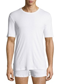 Hanro Sea Island Cotton Crewneck T-Shirt