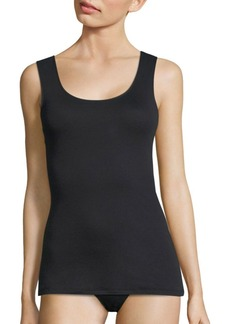 Hanro Sea Island Cotton Tank Top