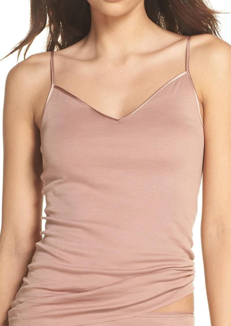 0a2873dce50 SALE! Hanro Hanro Seamless V-Neck Cotton Camisole