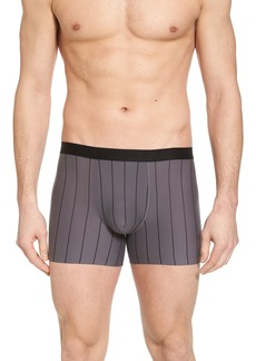 Hanro Shadow Cotton Blend Boxer Briefs
