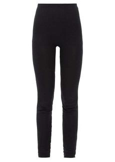 Hanro Silk-blend leggings