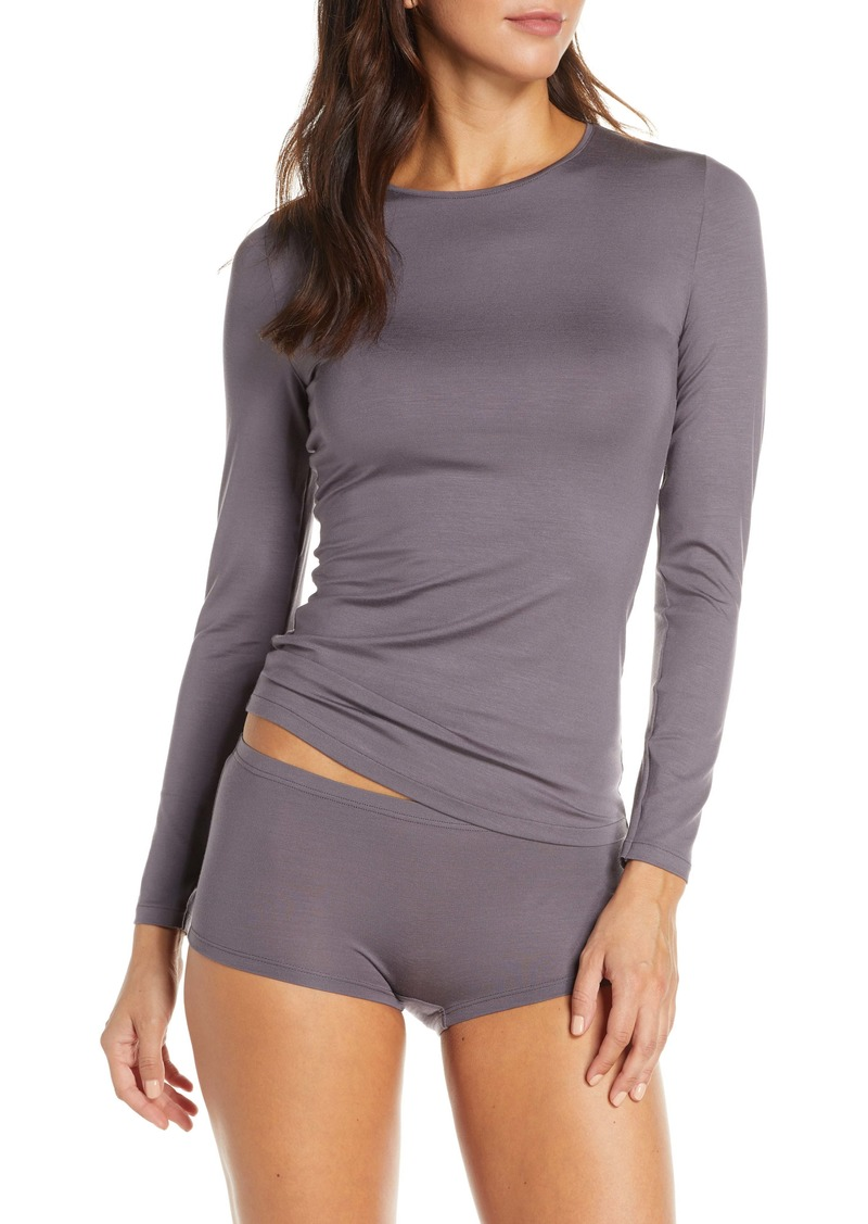 Hanro Soft Touch Long Sleeve Tee