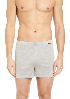 Hanro Sporty Stripe Cotton Boxers