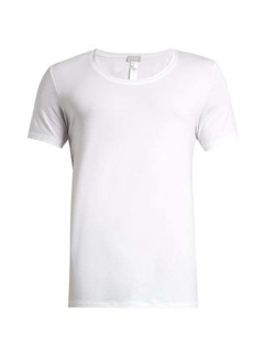 Hanro Stretch-cotton jersey T-shirt