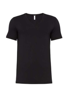 Hanro Superior V-neck cotton-jersey T-shirt