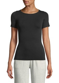 Hanro Touch Feeling Short Sleeve Shirt