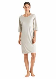 HANRO Women's Alika Short Sleeve Gown