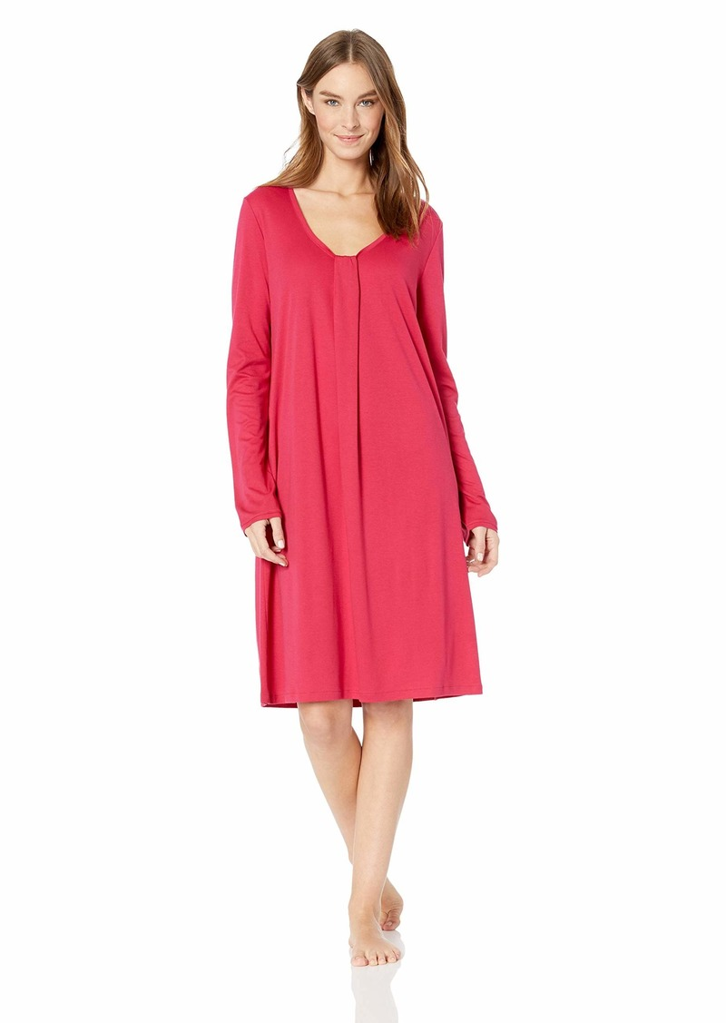 HANRO Women's Astrid Long Sleeve Gown 77872