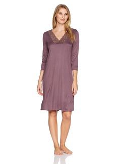 HANRO Women's Camille 3/4 Gown
