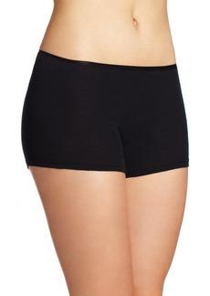 Hanro Women's Cotton Seamless boyleg Panty