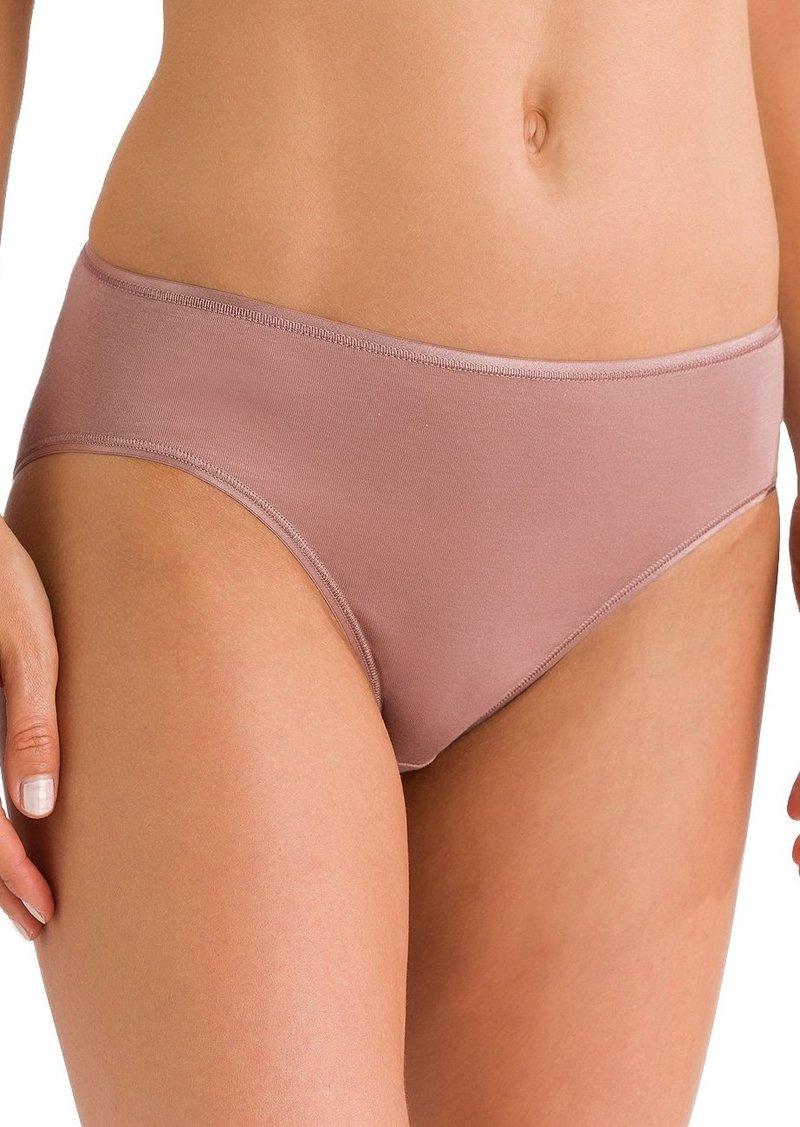 10626020ffe Women's Cotton Seamless Hi Cut Brief. Hanro. $29.95-$38.00. from Amazon  Fashion