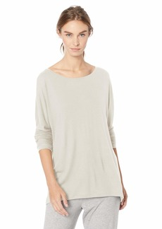 HANRO Women's Easy Wear Dolman Sleeve Shirt