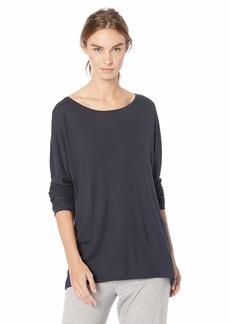 HANRO Women's Easy Wear Dolman Sleeve Shirt