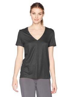 HANRO Women's Easy Wear Short Sleeve Shirt