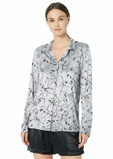 HANRO Women's Elin Long Sleeve Shirt