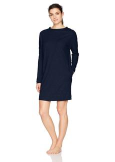 HANRO Women's Enie Long Sleeve Short Gown