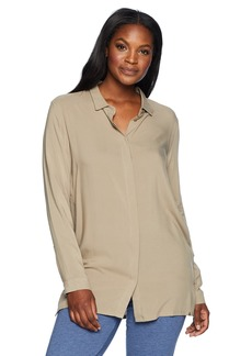 HANRO Women's Favourites Long Sleeve Shirt