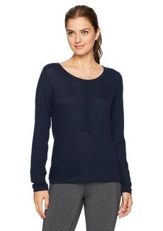 HANRO Women's Flora Long Sleeve Shirt