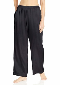 HANRO Women's Grand Central Woven Silk Pant