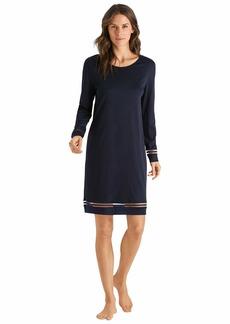 HANRO Women's Ilona Long Sleeve Gown