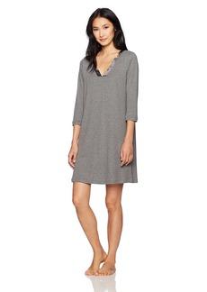 HANRO Women's Ivy 3/4 Sleeve Gown