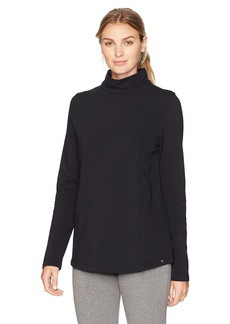 HANRO Women's Kaja Mock Neck Shirt