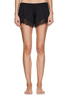 Hanro Women's Laila Lace-Trimmed Shorts