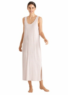HANRO Women's Laura Long Tank Gown