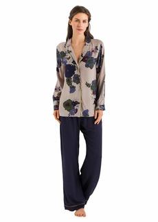 HANRO Women's Lavea Long Sleeve Shirt