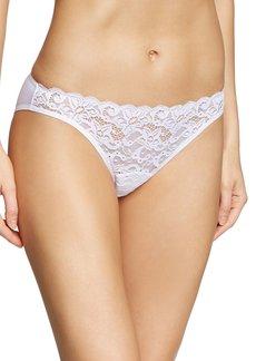 Hanro Women's Luxury Moments Bikini Panty
