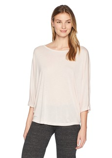 HANRO Women's Malva 3/4 Sleeve Shirt