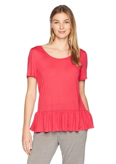 HANRO Women's Malva Short Sleeve Shirt