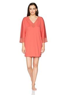 HANRO Women's Mathilde 3/4 Sleeve Bigshirt