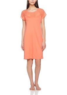 HANRO Women's Mathilde Cap Sleeve Gown