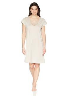 HANRO Women's Melissa Short Sleeve Gown