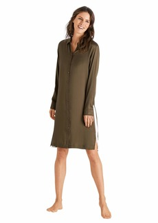 HANRO Women's Nori Long Sleeve Gown