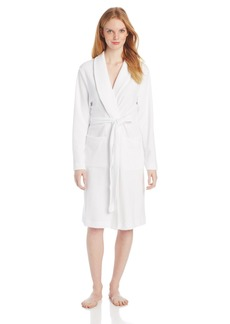 Hanro Women's Plush Robe