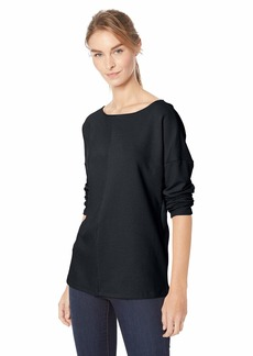 HANRO Women's Pure Comfort Long Sleeve Shirt