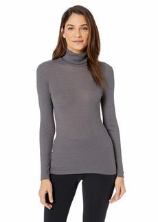 HANRO Women's Seraphina Turtleneck Shirt 79566