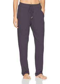 HANRO Women's Sleep and Lounge Knit Long Pant