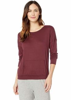 HANRO Women's Soho Long Sleeve Pullover 77821