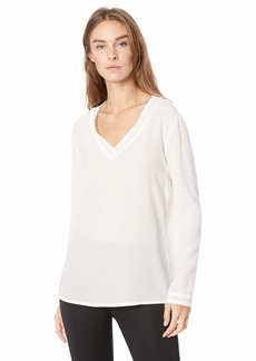 HANRO Women's Urban Casuals Long Sleeve Shirt