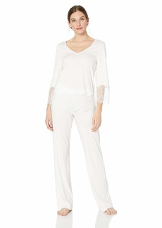 HANRO Women's Valea Long Sleeve Pajama 76538