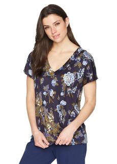 HANRO Women's Zahra Short Sleeve Shirt
