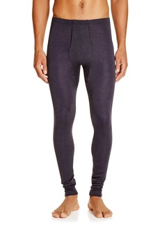 Hanro Wool and Silk Blend Long John Pants